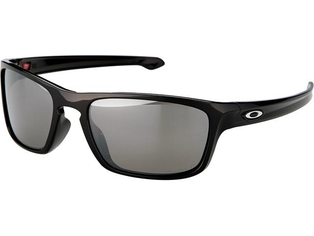 Oakley Sliver Stealth Brillenglas, polished black/prizm black polarized